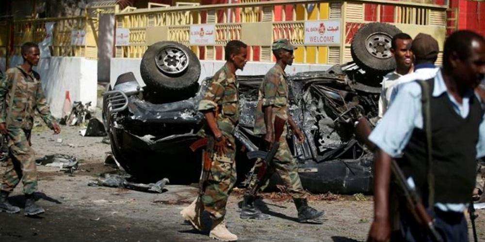 Έκρηξη βόμβας στοίχισε τη ζωή σε Τούρκο πολιτικό μηχανικό στην Σομαλία