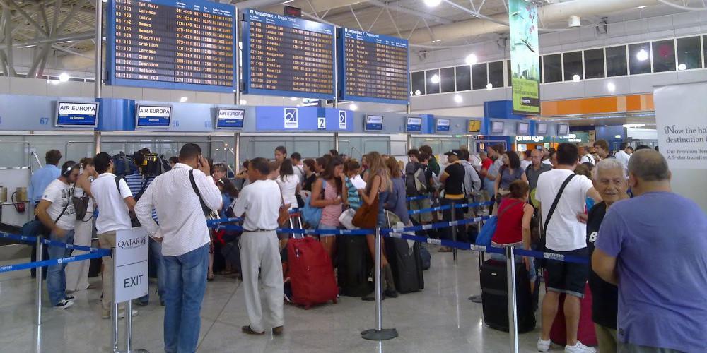 Ιστορικό ρεκόρ στο αεροδρόμιο Ελευθέριος Βενιζέλος - Ξεπέρασαν τα 24 εκατ. οι επιβάτες