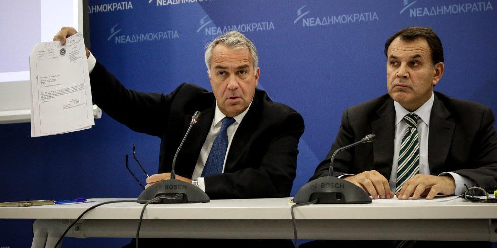 Μάκης Βορίδης: Αυτός είναι ο νέος Υπουργός Ναυτιλίας