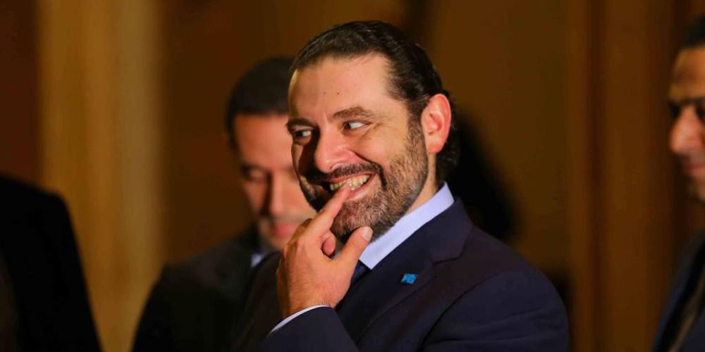 Παραιτήθηκε ο πρωθυπουργός του Λιβάνου Σαάντ Αλ Χαρίρι