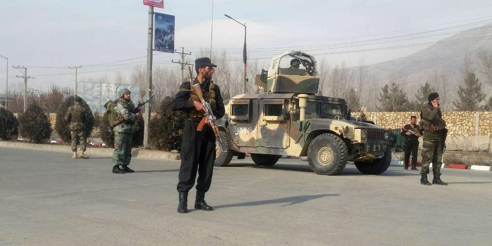 Τουλάχιστον 48 νεκροί στις τάξεις των δυνάμεων ασφαλείας του Αφγανιστάν από Ταλιμπάν