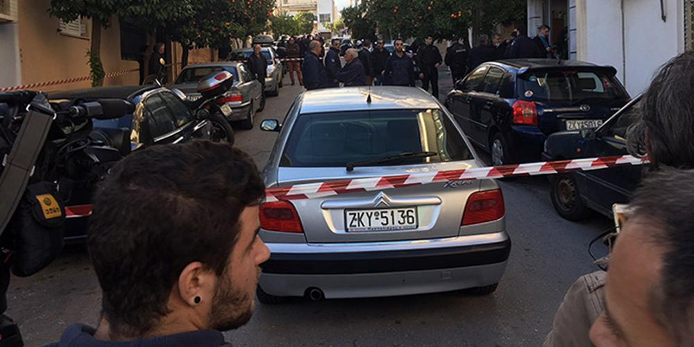 Αστυνομικός σκότωσε την οικογένειά του και αυτοκτόνησε στους Αγ. Αναργύρους