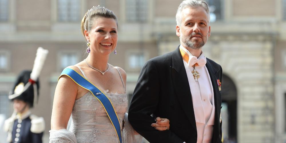 Ο Κέβιν Σπέισι παρενόχλησε και τον πρώην γαμπρό του βασιλιά της Νορβηγίας