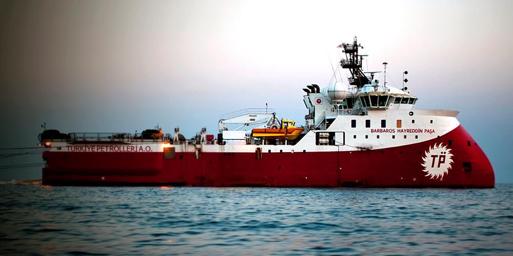 Αυστηρό μήνυμα των ΗΠΑ στην Αγκυρα - Προκλητικές τις ενέργειες στην Ανατολική Μεσόγειο