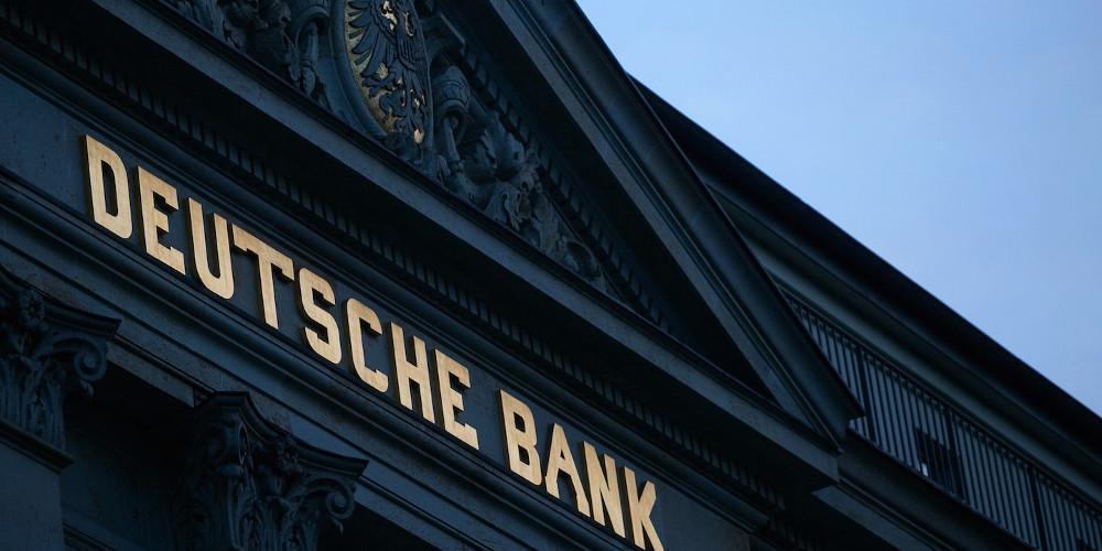 Ντου της αστυνομίας στα γραφεία της Deutsche Bank