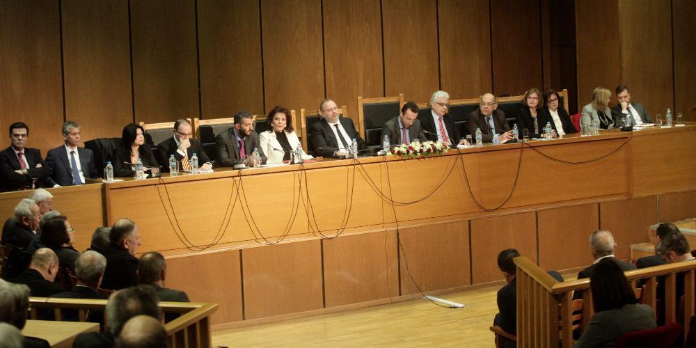 Ανεπίτρεπτες παρεμβάσεις δικαστικών που πρόσκεινται στη Θάνου καταγγέλλει η ΕΔΕ