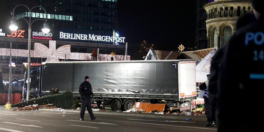 Φρούρια οι γερμανικές πόλεις εν όψει Πρωτοχρονιάς για το φόβο τρομοκρατικών επιθέσεων