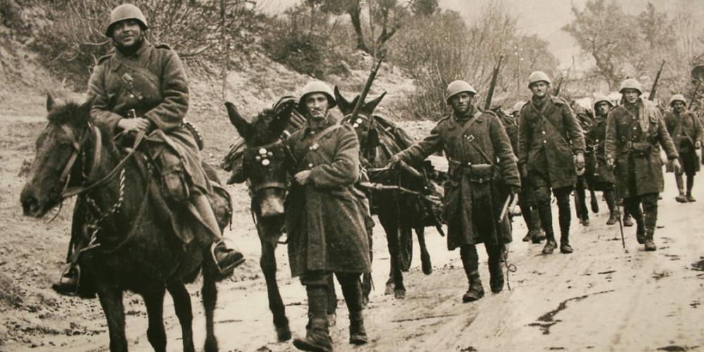 Ιστορική στιγμή: Εντοπίστηκαν τα οστά δύο Ελλήνων πεσόντων στο Αλβανικό μέτωπο [εικόνες]