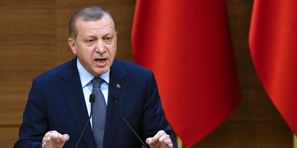 Σφοδρή επίθεση Ερντογάν και στο ΝΑΤΟ