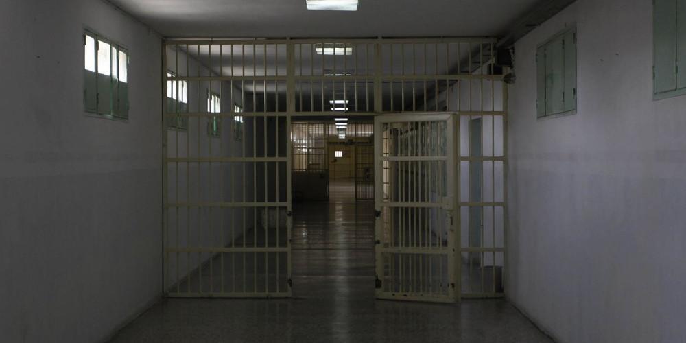 Καταγγελία από τις φυλακές Τρικάλων: Κρατούμενος γρονθοκόπησε σωφρονιστικό υπάλληλο