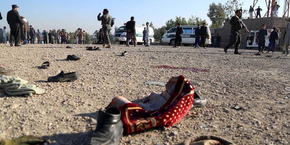 Δέκα παιδιά σκοτώθηκαν από αεροπορική επιδρομή των ΗΠΑ στο Αφγανιστάν