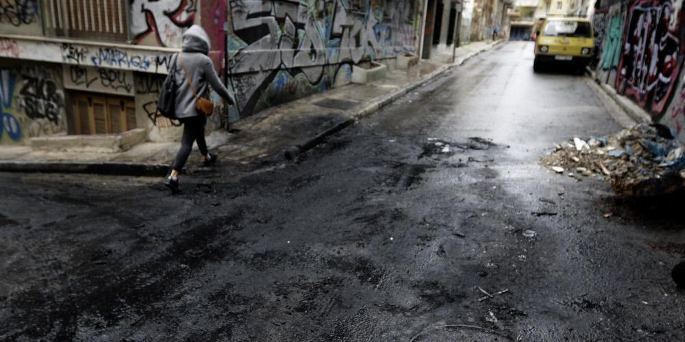 Κλεμμένο από το 2015 το βαν των δραστών της βομβιστικής επίθεσης στο Εφετείο Αθηνών