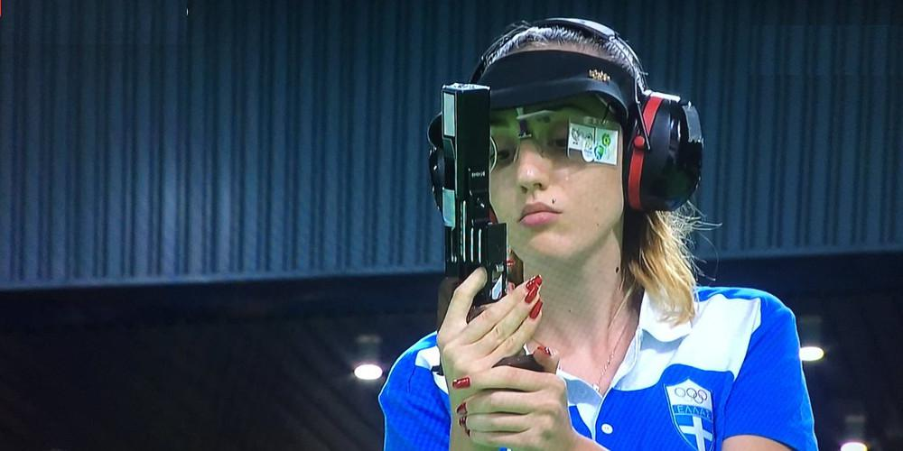 «Χάλκινη» η Κορακάκη στο Ευρωπαϊκό Πρωτάθλημα Όπλων της Πολωνίας