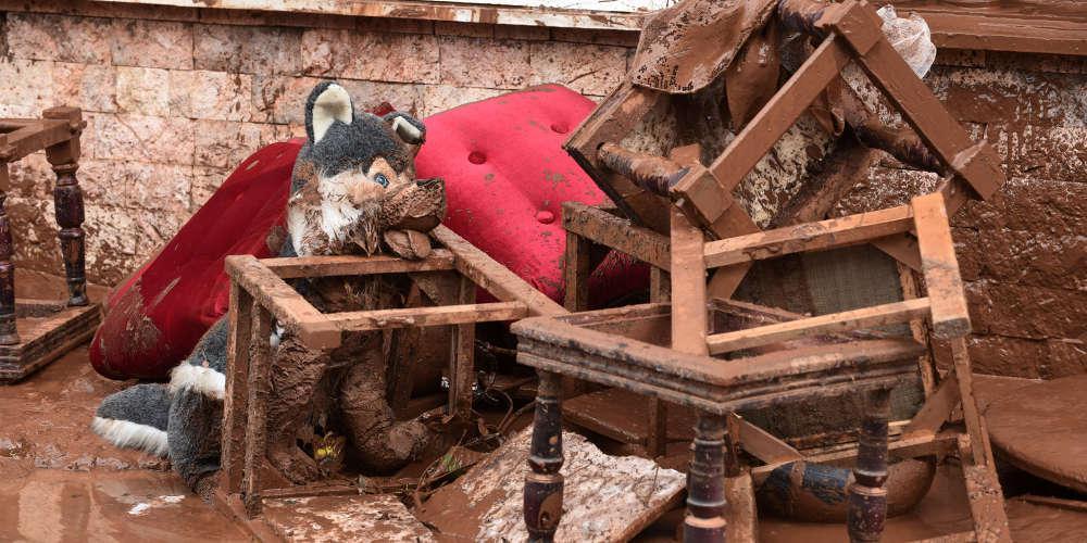 Πόρισμα-καταπέλτης για τις φονικές πλημμύρες στη Μάνδρα