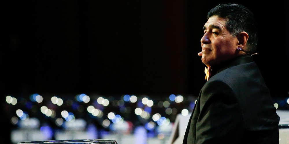 Μουντιάλ 2018: Σφοδρή κριτική Μαραντόνα σε Σαμπάολι – Δεν θα μπορεί να γυρίσει στην Αργεντινή