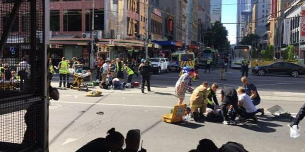 Βίντεο-ντοκουμέντο από την τρομοκρατική επίθεση στην Μελβούρνη