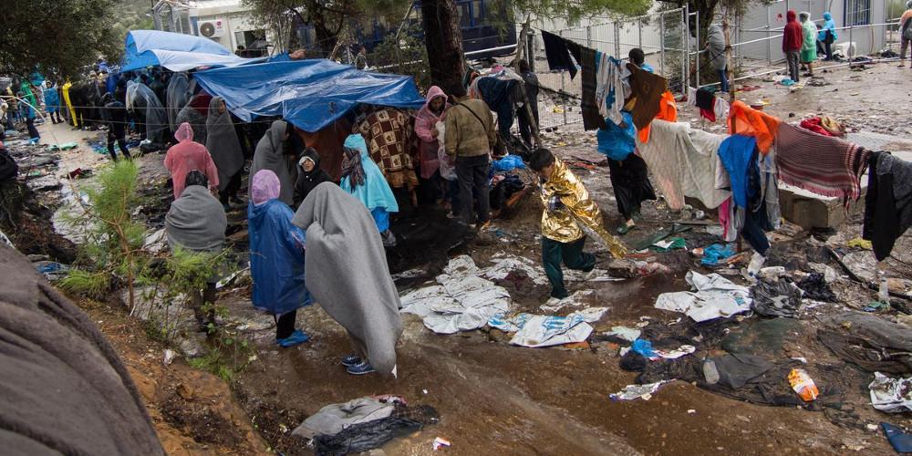 Διεθνές ρεζίλι με νέα έκθεση-καταπέλτη για τις άθλιες συνθήκες στα hot spots στην Ελλάδα