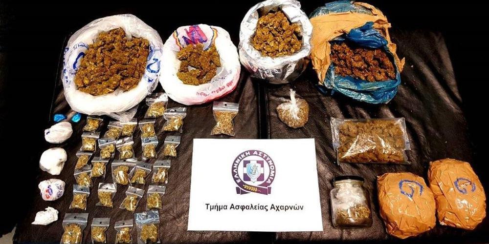 Εξαρθρώθηκε πολυμελής σπείρα διακίνησης ναρκωτικών στην Αττική - 15 συλλήψεις