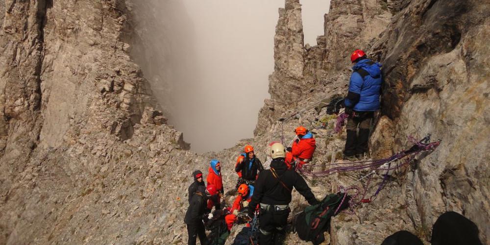 Διασώθηκαν οι ορειβάτες που είχαν χαθεί στο Μέτσοβο από το Σάββατο
