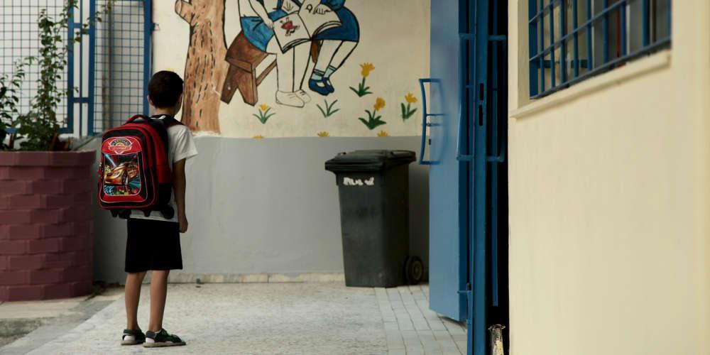 Σοκ: Πήγαν να απαγάγουν παιδί έξω από δημοτικό σχολείο στην Κερατέα!