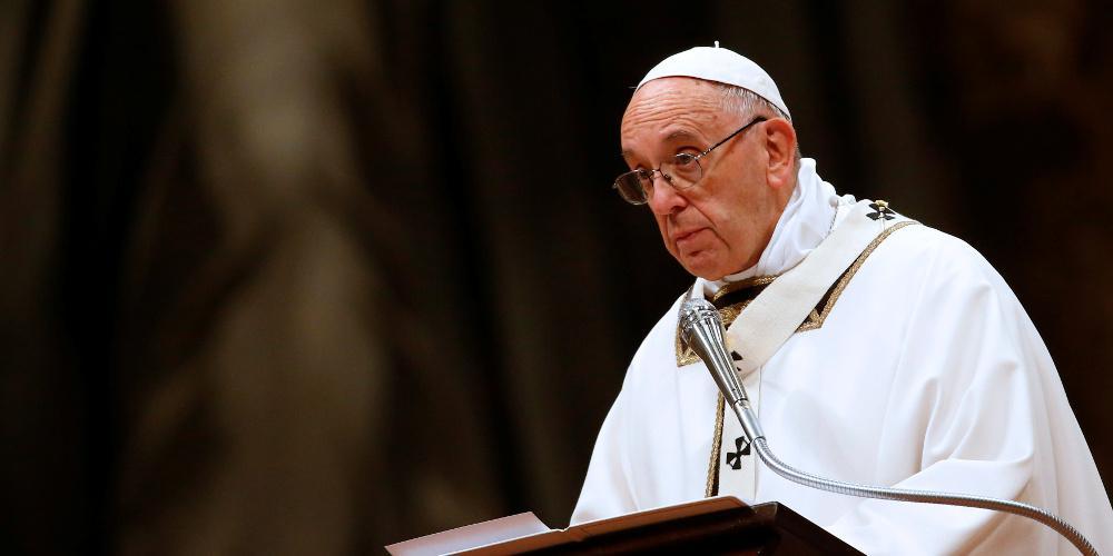 Πάπας Φραγκίσκος: Γιατροί και νοσηλευτές είναι οι «άγιοι» της διπλανής πόρτας