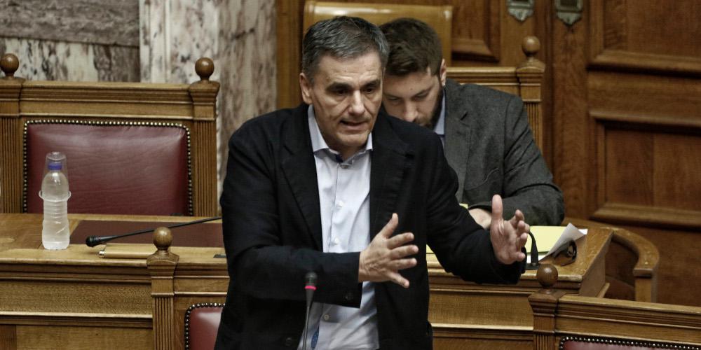Ο Τσακαλώτος παραδέχθηκε ότι χάθηκε το «γαλλικό κλειδί» για το χρέος