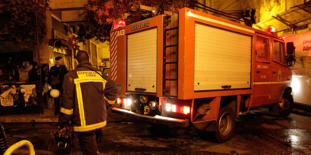 Τραγωδία στο Κιλκίς: Ένας νεκρός από πυρκαγιά σε σπίτι