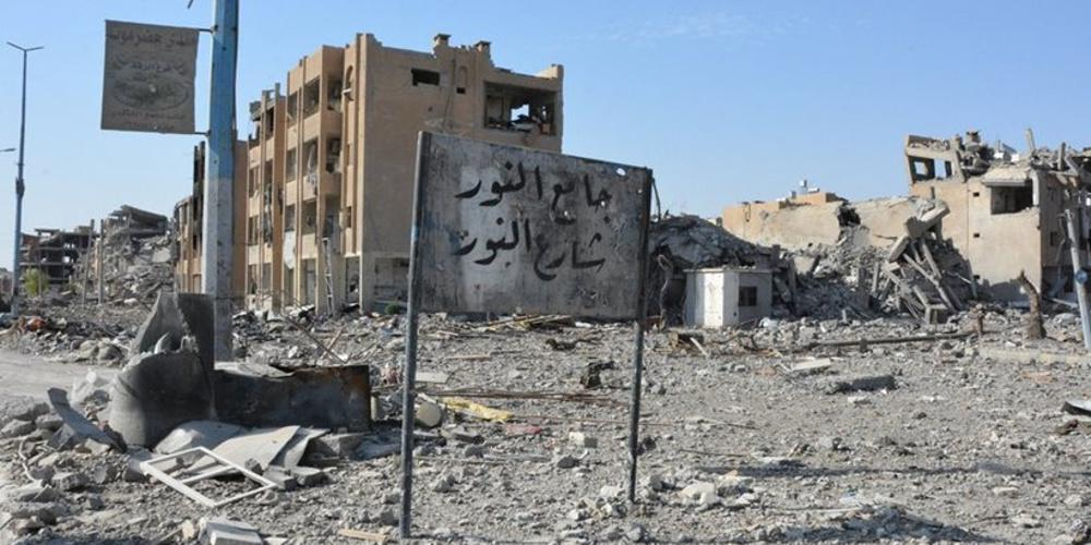 Η Ολλανδία παραδέχεται ότι σκοτώθηκαν άμαχοι σε βομβαρδισμό κατά το ISIS