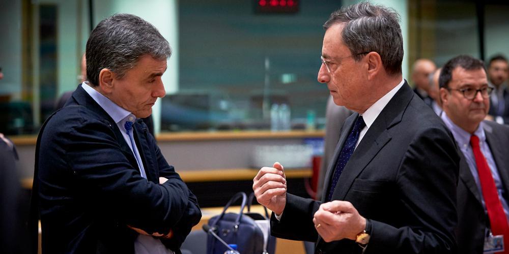 Με άδεια χέρια επιστρέφει η Ελλάδα από το Eurogroup - Μπλόκο λόγω ελληνικού και ηλεκτρονικών πλειστηριασμών