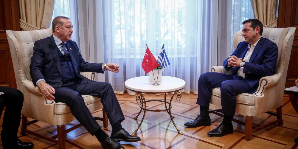 Ο Τσίπρας ζητά την απελευθέρωση των δύο στρατιωτικών από τον Ερντογάν