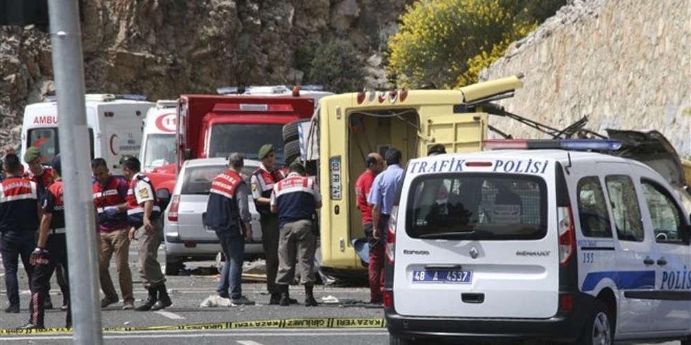 Πανικός στην Κωνσταντινούπολη για ύποπτο όχημα