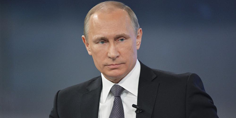 Ειδικά τούνελ απολύμανσης για την προστασία του Πούτιν