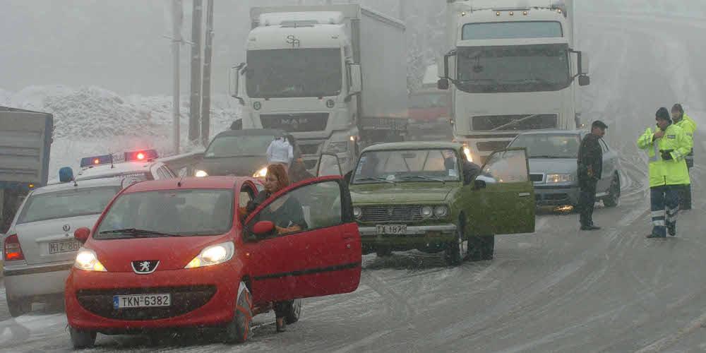 Σε ετοιμότητα η Περιφέρεια Αττικής για την αντιμετώπιση του χιονιά