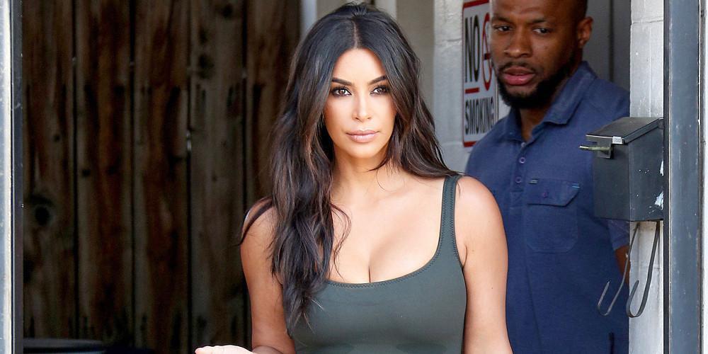 Η Kim Kardashian (ξανά) γυμνή ταρακούνησε το internet [εικόνες]