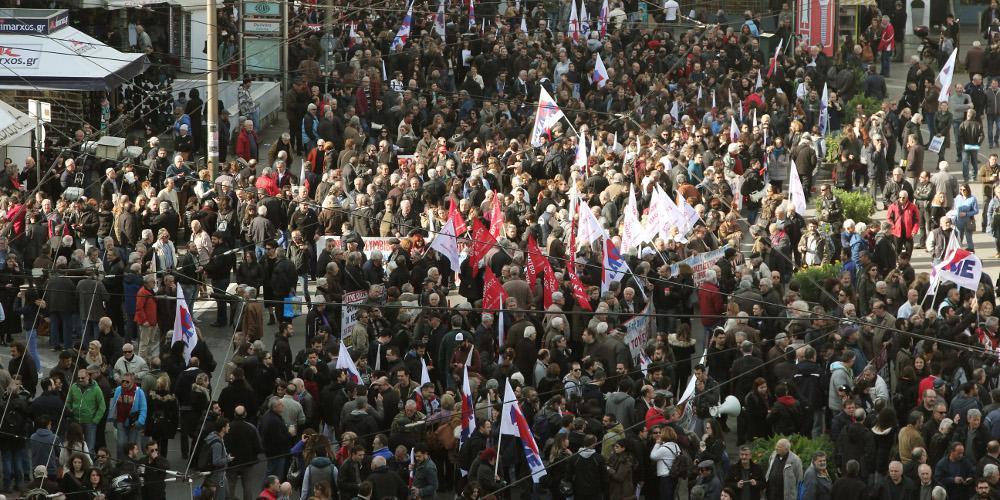 Σε απεργιακό κλοιό η χώρα - Ποιοι συμμετέχουν στην απεργία και πώς θα κινηθούν τα ΜΜΜ