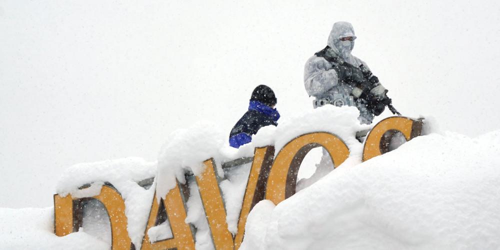 Συναγερμός στο Νταβός: Φοβούνται χιονοστιβάδες στο Παγκόσμιο Οικονομικό Φόρουμ