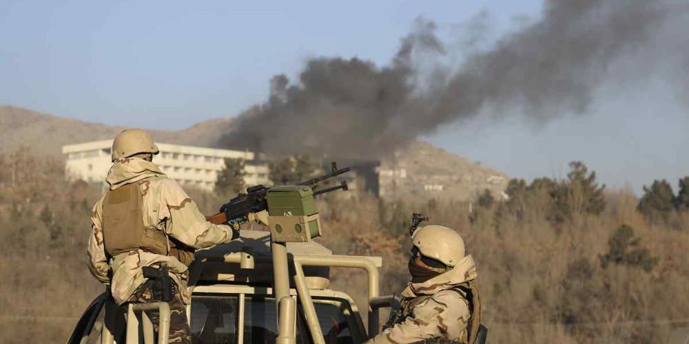 Στους 48 οι νεκροί από την επίθεση καμικάζι στο Αφγανιστάν - Το ISIS ανέλαβε την ευθύνη
