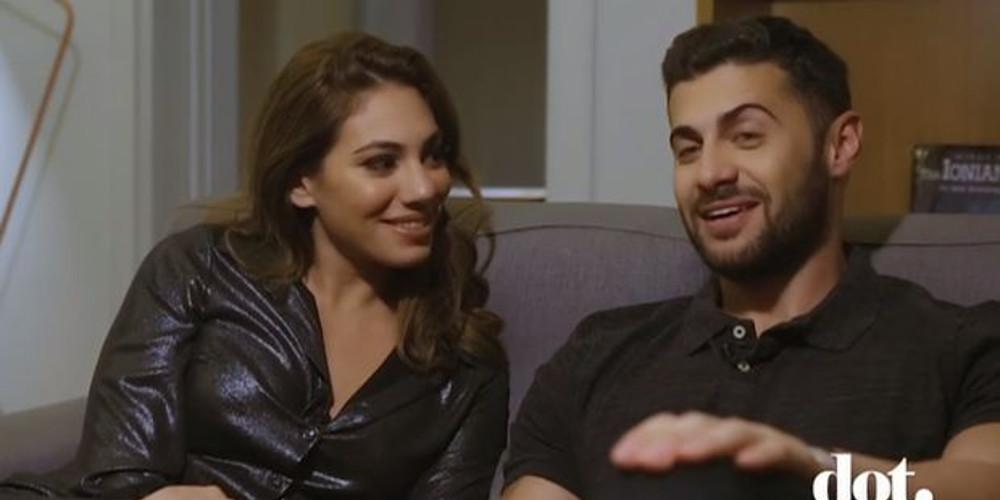 Βαλαβάνη και Βασάλος μιλούν για τη σχέση τους - «Τον Οκτώβρη δώσαμε το πρώτο μας φιλί» [βίντεο]