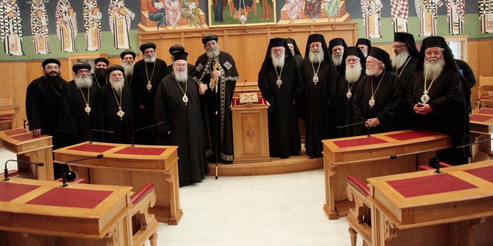 Παρέμβαση της Ιεράς Συνόδου για το αίτημα περί Θείας Λειτουργίας στη «μακεδονική» γλώσσα