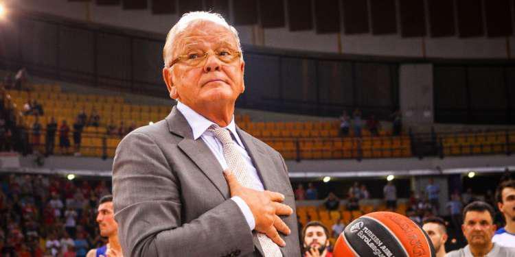 «Βόμβα» Ιβκοβιτς: Προσπαθήσαμε να πάρουμε τον Αντετοκούνμπο στον ΟλυμπιακόΝτούσαν Ίβκοβιτς