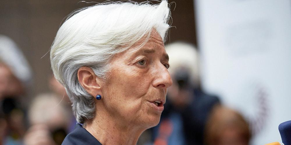 Καμπανάκι Λαγκάρντ στους «27»: Σε δραματική πτώση η οικονομία της Ευρωζώνης - «Πρέπει να υπάρξει συμφωνία»