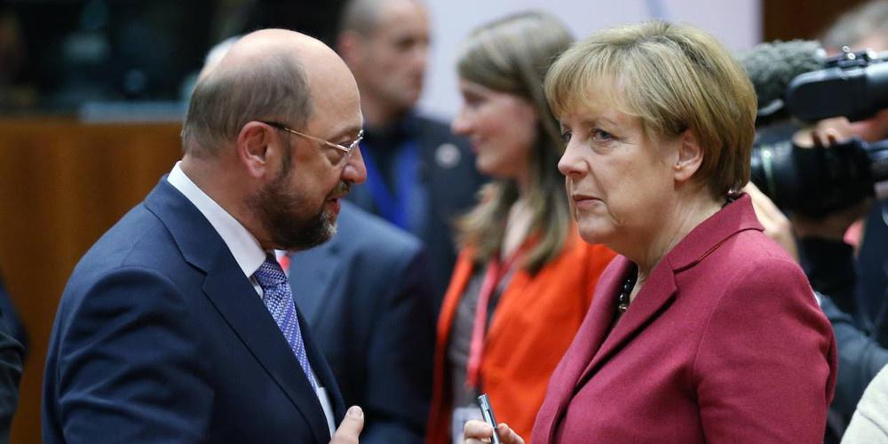 Συμφωνία για σχηματισμό κυβέρνησης στη Γερμανία