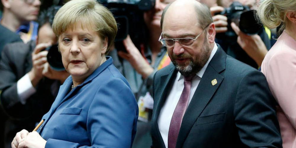 DW: Πικρός συμβιβασμός για τη Μέρκελ για τον σχηματισμό κυβέρνησης στην Γερμανία