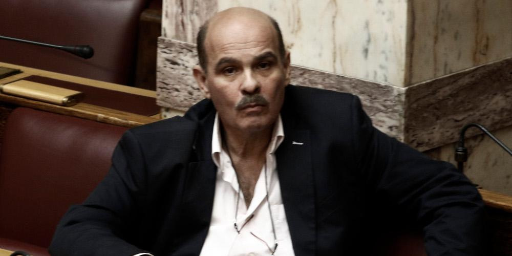 Αυτό δεν είναι είδηση: Ο Μιχελογιαννάκης ξαναλέει ότι θα καταψηφίσει διάταξη κυβερνητικού νομοσχεδίου