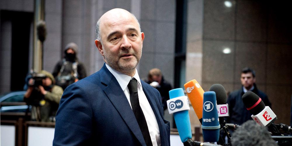 Μοσκοβισί: Συμφέρον Ελλάδας-Ευρωζώνης η εκταμίευση του 1 δισ. ευρώ