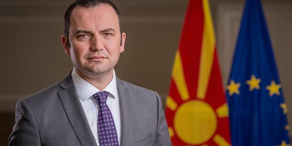 Οσμάνι: Ενισχύεται η στήριξη στη Συμφωνία των Πρεσπών σε Ελλάδα - ΠΓΔΜ