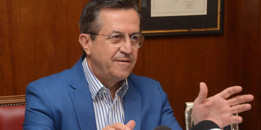 Νικολόπουλος: Και κρεμασμένο ανάποδα να με δείτε, δεν «πουλάω» την Μακεδονία