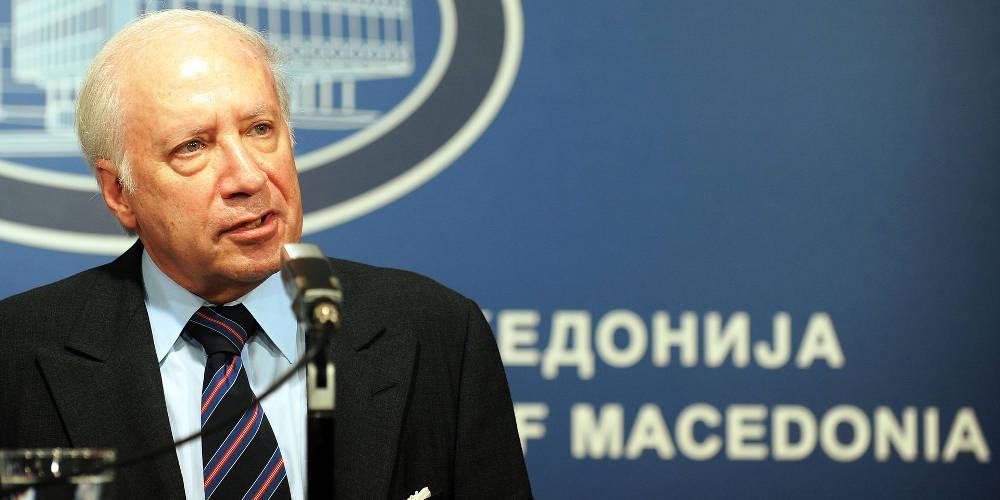 Πρόκληση Νίμιτς: Αποκαλεί «Μακεδόνες» τους Σκοπιανούς! [βίντεο]