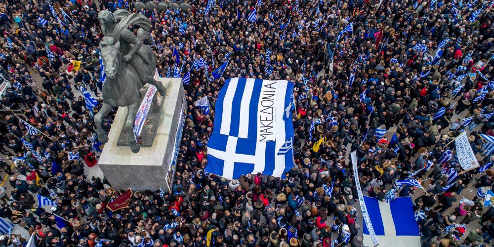 Σκοπιανό: Στους δρόμους οι πολίτες για τη Μακεδονία – Συλλαλητήρια σε 23 πόλεις
