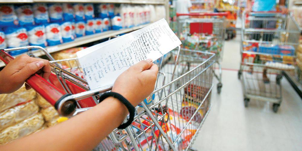 Σούπερ μάρκετ: Άνοδος 1,3% στο πρώτο τετράμηνο του 2021